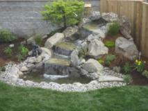 Что важно знать о создании искусственного каскада в саду