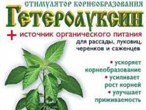 Как применять Гетероауксин для стимуляции роста корней