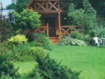 Планировка уютного участка коллекционера растений