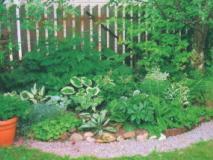 Традиционный и декоративный огород – подробная планировка
