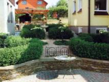 Варианты оформления сада в регулярном стиле