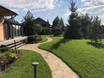 Ландшафтный дизайн для вашего загородного дома