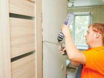 Важность профессионального монтажа межкомнатных и входных дверей