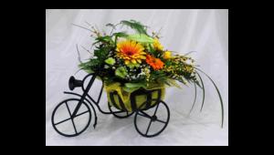Подготовка цветов к составлению цветочных композиций в ландшафтном дизайне