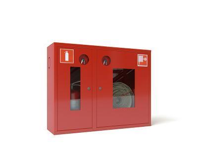 Пожарный шкаф ─ верное средство для спасения в экстренных ситуациях