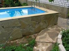 Как соорудить бассейн на своем участке