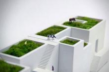 Ландшафтный дизайн на одном квадратном метре