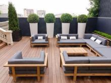 Стильная садовая мебель со всех уголков мира
