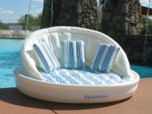 Надувная мебель для дачи и дома