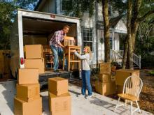 Как правильно организовать дачный переезд