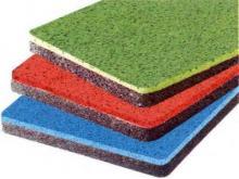 Резиновые покрытия – практично и удобно