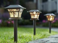 Уличные светильники: виды и особенности