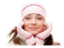 Особенности ухода за лицом в холодный период года